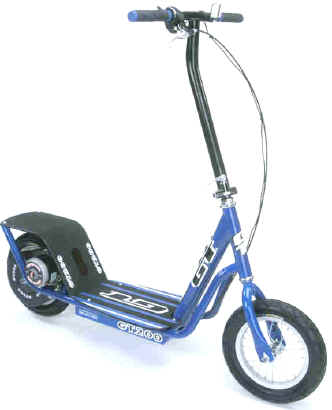 GT 200 Electric Scooter! Incredible Price! 2004 Models in Stock!