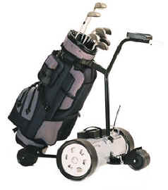 Dyna Steer remote Controlled  Electric Golf Cart-Premier Quality,  Priced at $1195