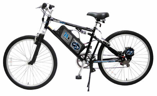 LashOut Electric Bicycle,LashOut  Electric Bike, 7 Speed Full Suspension-Best Electric Bicycle Available!!!!